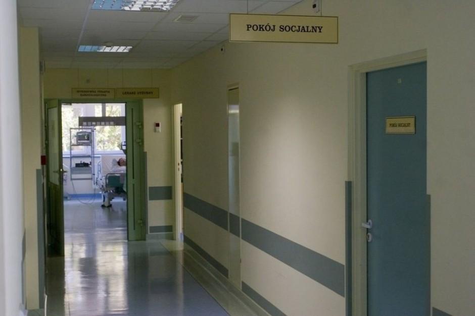 Łódź: rozpoczęła się rozbudowa szpitala im. Jonschera