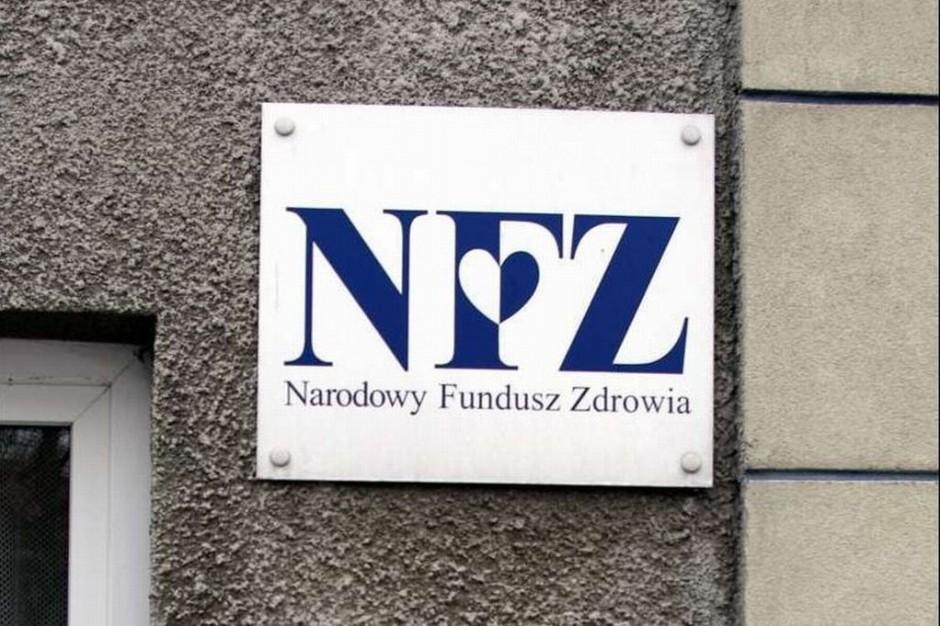 NFZ: leczenie szpitalne - projekt zarządzenia