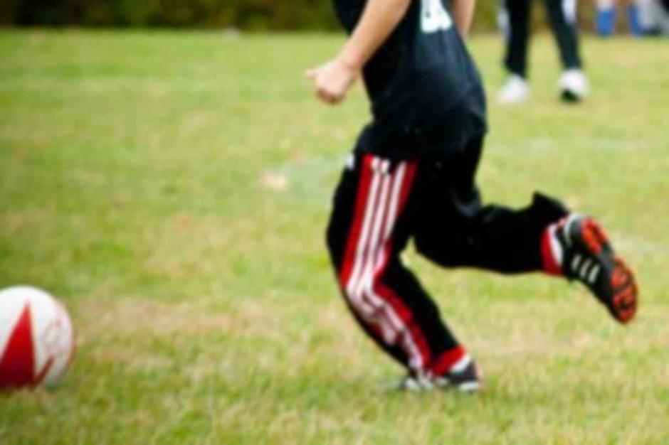 Młodzi piłkarze z cukrzycą typu 1