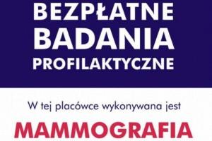 Łódzkie: 180 tysiące zaproszeń na mammografię