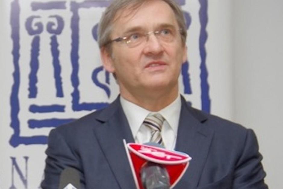 Prezes NRL w sprawie medialnych wypowiedzi ministra zdrowia