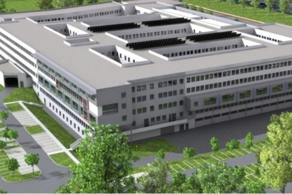 Wrocław: wkrótce koniec prac wykończeniowych w nowym szpitalu