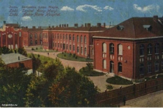 """Łódź: nazwa """"Szpital Anny Maryi"""" wróci na fasadę lecznicy im. Korczaka"""