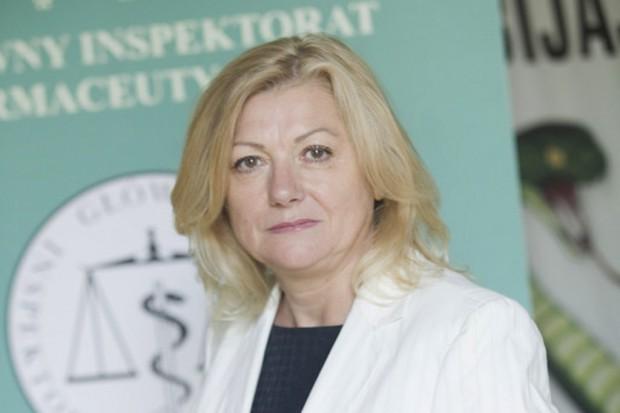 Zofia Ulz: powstaje sieć służb ścigających odwrócony łańcuch dystrybucji leków