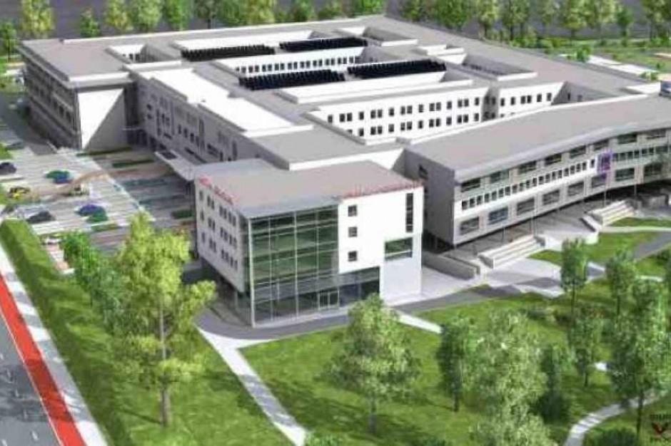 Wrocław: rozpoczęto odbiór budynków szpitala na Stabłowicach