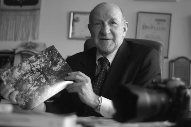 Zmarł prof. Marek Nowacki
