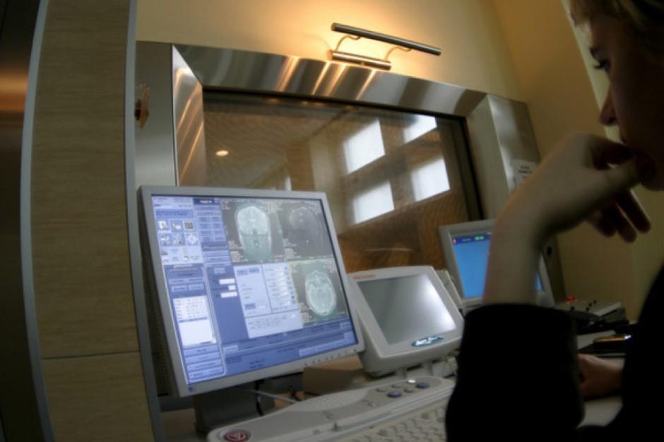 Lublin: limit na badania rezonansem już wyczerpany