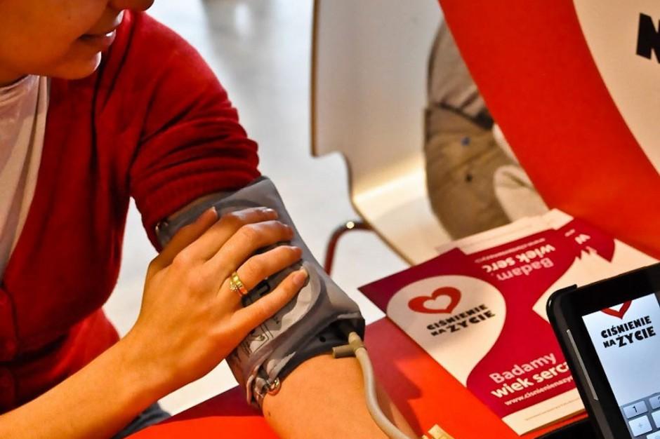 Upały zagrażają osobom z chorobami sercowo-naczyniowymi