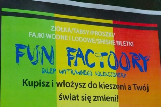 Poznań: dopalacze są już plagą