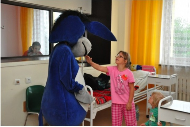 Konkurs Szpital w Unii Europejskiej: oczami małego pacjenta