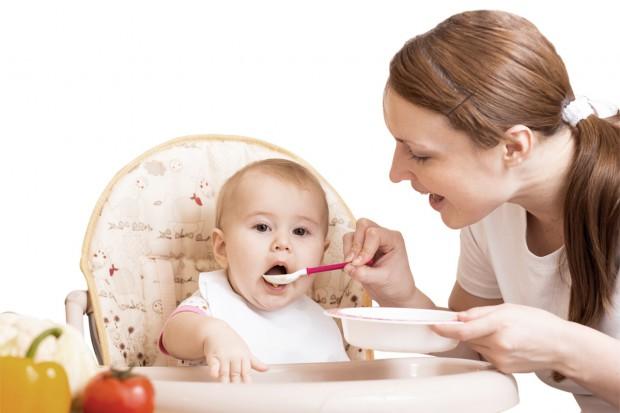 Rozmawiajmy o żywieniu dziecka