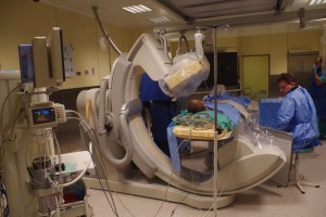 Siedlce: nowoczesna Pracownia Radiologii Zabiegowej w szpitalu wojewódzkim