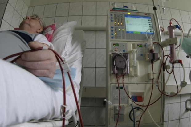 Łomża: szpital otrzyma ok. 2 mln zł m.in. na stację dializ