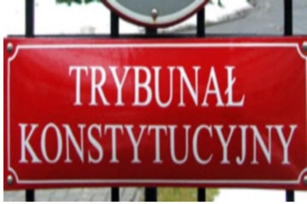 NRL: w Trybunale sprawa rozporządzenia o ogólnych warunkach umów zamknięta