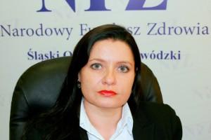 Ewa Momot powołana na stanowisko dyrektora Śląskiego OW NFZ