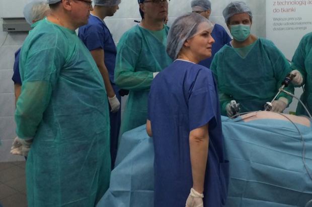 Laparoskopia w raku jelita grubego: w Polsce takie operacje są nadal rzadkością