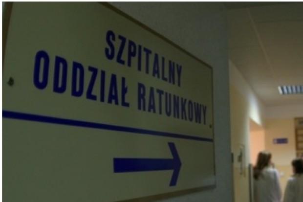 Podkarpackie: SOR zakłada opaski pacjentom, decydują o kolejności przyjęć