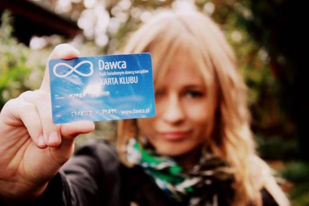 Kampanię Dawca.pl wspiera już 177 tysięcy internautów