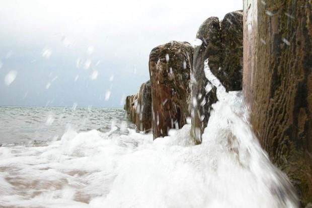 Akcja na Bałtyku: ratowali Amerykankę z udarem