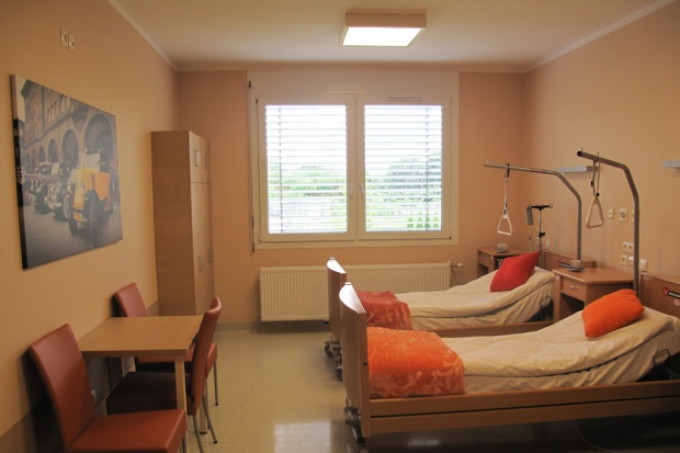 Katowice: otwarto nową część szpitala geriatrycznego EMC