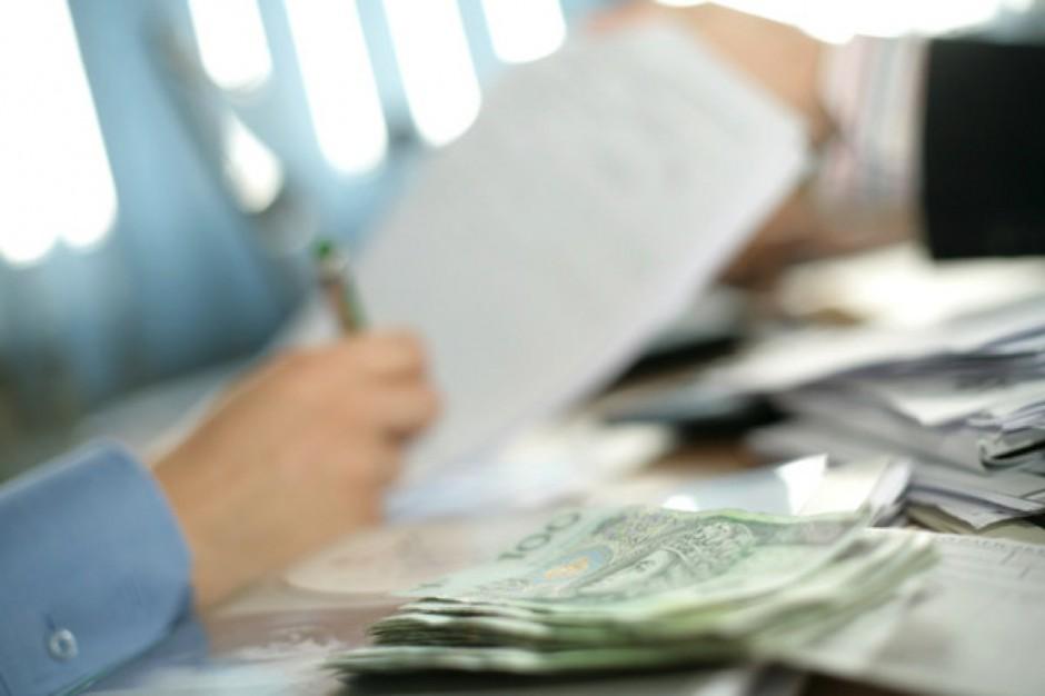 Radom: pożyczka na pensje w szpitalu