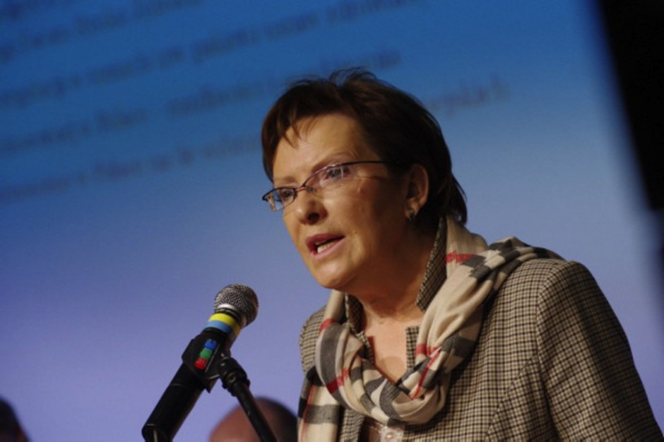 Sondaż: Ewa Kopacz będzie dobrym premierem wg 29 proc. ankietowanych