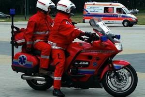 Włocławek: szpital wojewódzki wprowadza do taboru motoambulans