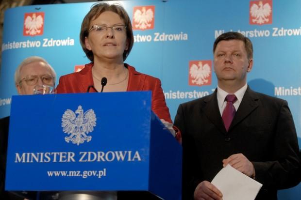 Prezydent desygnował Ewę Kopacz na premiera