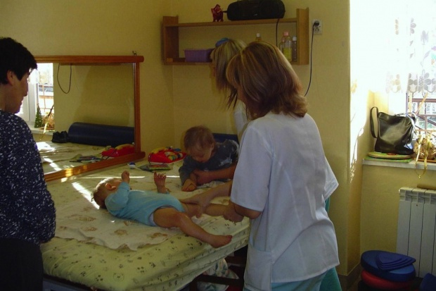 Jastrzębie-Zdrój: szpital dziecięcy dostanie wannę do masażu