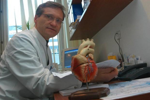 """Konsultant medyczny o serialu """"Lekarze"""""""