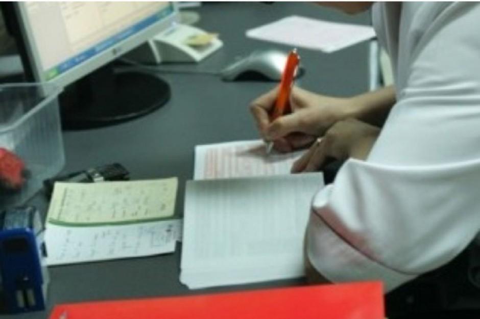 Nowy Sącz: na rejestracji do lekarza można zarobić?