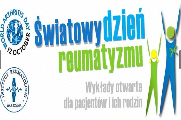 Światowy Dzień Reumatyzmu - wykłady dla pacjentów