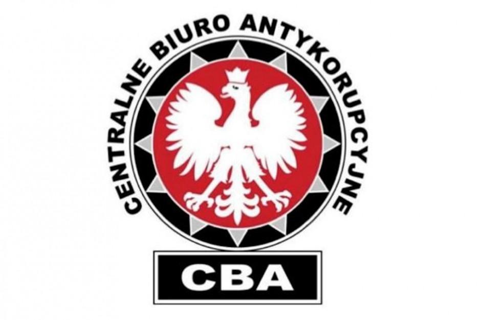 CBA zatrzymało b. dyrektor Departamentu Gospododarki Lekami NFZ