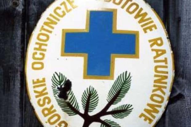 Coraz mniej ratowników w Karkonoskiej Grupie GOPR