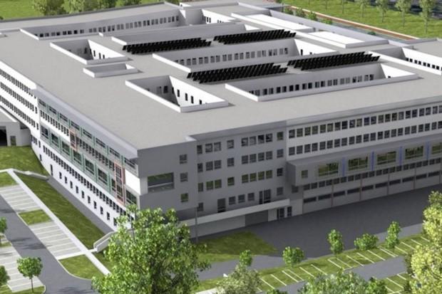 Wrocław: ostatnie dni budowy szpitala na Stabłowicach