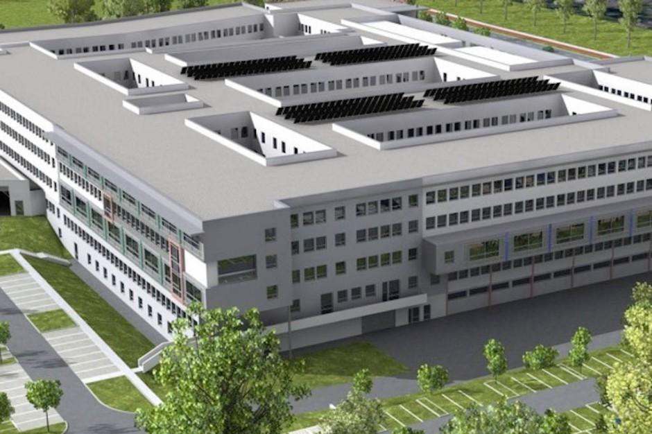Nowy Szpital Wojewódzki we Wrocławiu: pierwsi pacjenci 31 sierpnia