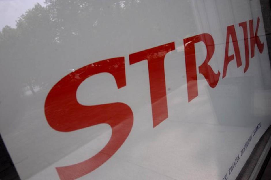 Małopolska: pielęgniarki strajkują, domagają się podwyżek
