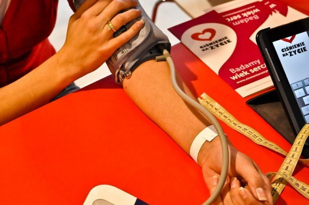 Trzy miliony Polaków nie wie, że ma nadciśnienie tętnicze