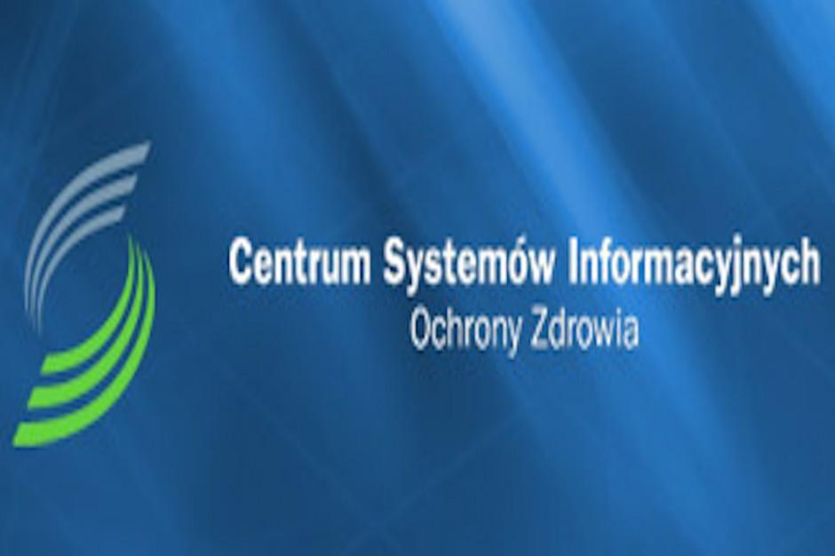 CSIOZ odpowiada na pismo NRL ws. funkcjonalności systemów informatycznych