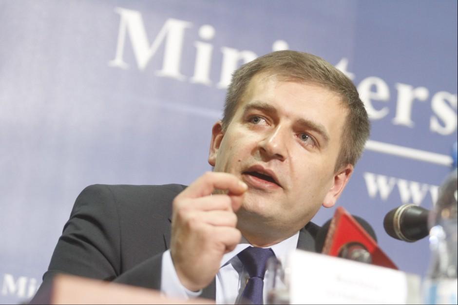 Pożegnanie z resortem: Arłukowicz dobrze się ocenił w roli ministra