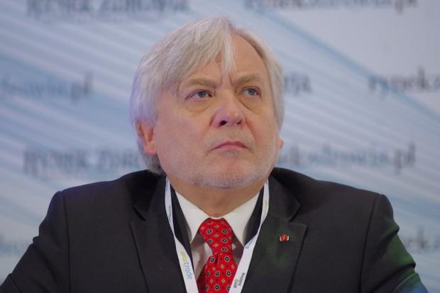 Prof. Maksymowicz: zrealizowaliśmy plan założony kilka miesięcy temu