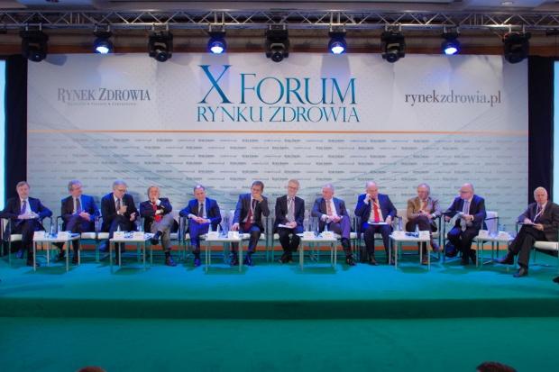 X Forum Rynku Zdrowia: transmisja w portalu rynekzdrowia.pl