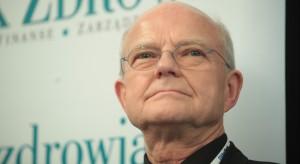 Polska Unia Onkologii apeluje ws. decyzji o zwolnieniu prof. Starosławskiej