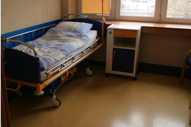 Słupsk: szpital szuka nowego najemcy pralni