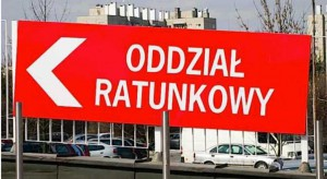 Kraków: i tam karetki stoją w kolejkach do SOR