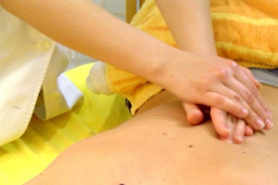 Singapur: robot zadebiutował jako masażysta