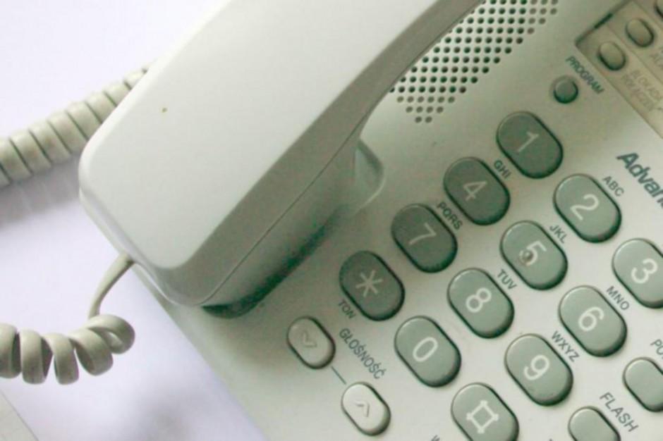Brudziński o pilotażowej aplikacji alarmowej dla osób głuchoniemych