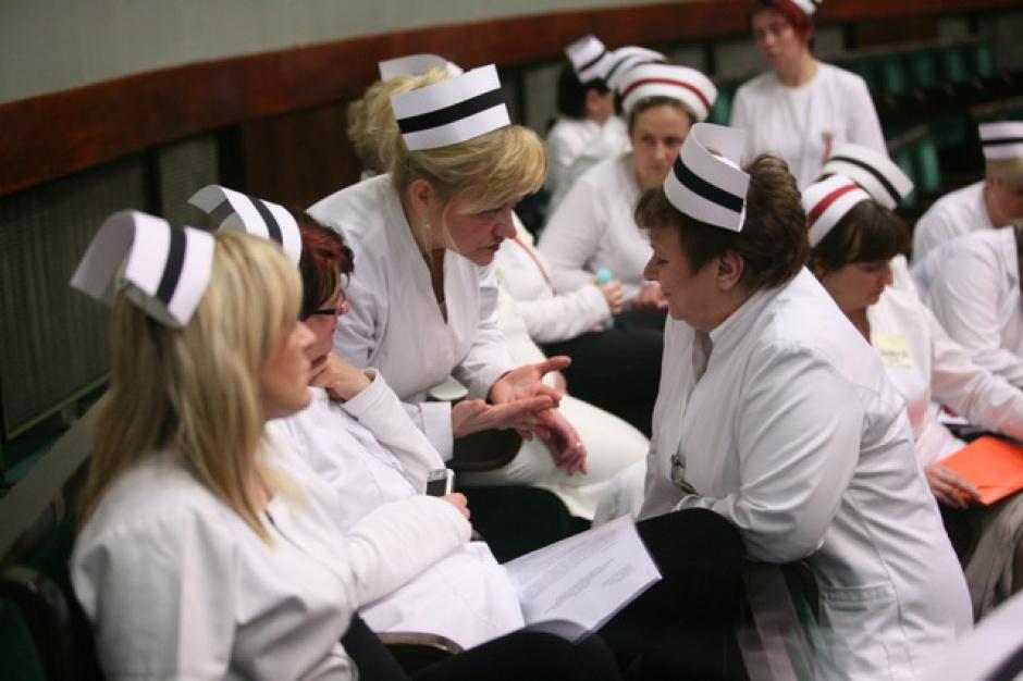 Pomorze: pielęgniarki i położne będą protestować. Chcą podwyżek