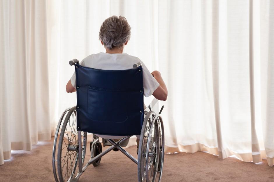 Bytom: kilkunastu osadzonych przeszło kurs opiekuna niepełnosprawnych