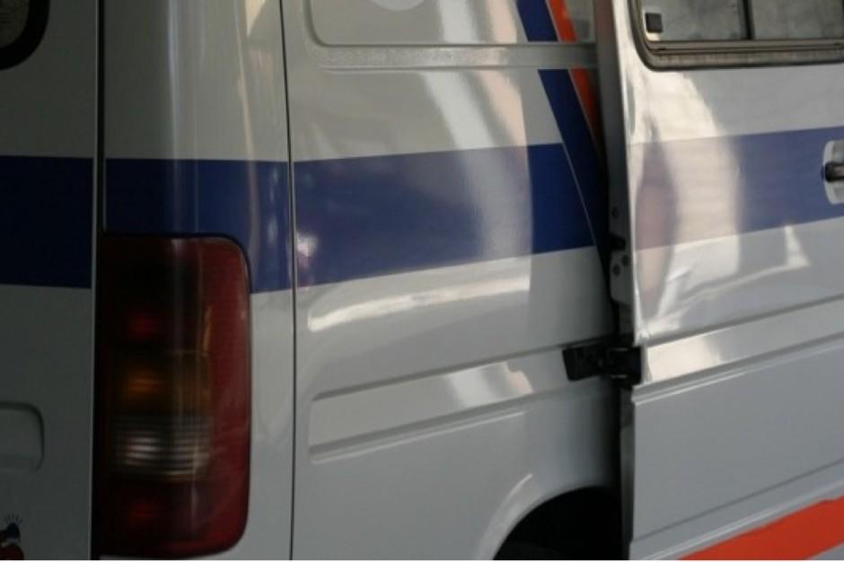 Lubuskie: pijany pacjent zaatakował ratowników i zdemolował karetkę